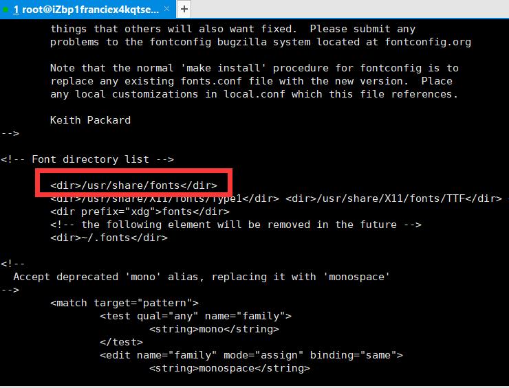 linux环境下附件预览乱码(openoffice乱码)预览图